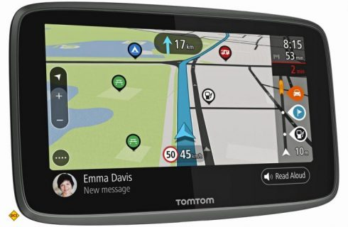 TOMTOM GO CAMPER: Don't Worry, Camp Happy